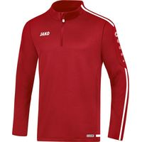 Jako Striker 2.0 Ziptop Kinderen - Chilirood / Wit