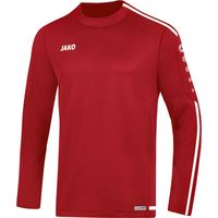 Jako Striker 2.0 Sweater Kinderen - Chilirood / Wit