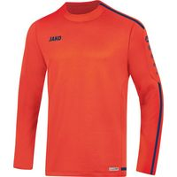 Jako Striker 2.0 Sweater Kinderen - Flame / Navy