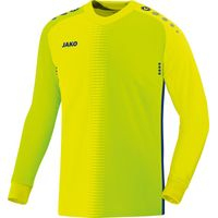 Jako Competition 2.0 Keepershirt Lange Mouw - Lemon / Navy