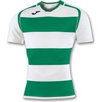 Joma Prorugby II Rugbyshirt - Groen / Wit