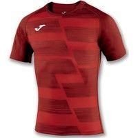 Joma Haka Rugbyshirt Kinderen - Rood / Chilirood