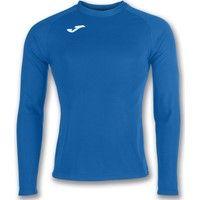 Joma Brama Fleece Shirt Lange Mouw - Royal