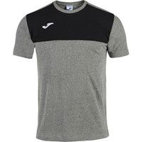 Joma Winner T-Shirt - Grijs Gemeleerd / Zwart