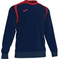 Joma Champion V Sweater Kinderen - Donker Navy / Rood