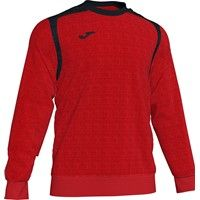 Joma Champion V Sweater - Rood / Zwart