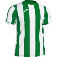 Joma Inter Shirt Korte Mouw Kinderen - Groen / Wit