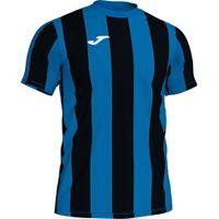 Joma Inter Shirt Korte Mouw Kinderen - Royal / Zwart
