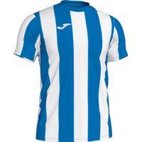 Joma Inter Shirt Korte Mouw Kinderen - Royal / Wit