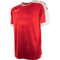 Kappa Tanis Shirt Korte Mouw Kinderen - Rood