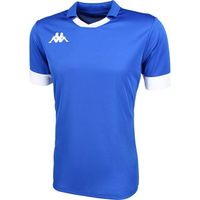 Kappa Tranio Shirt Korte Mouw - Royal / Wit