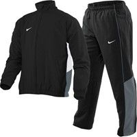 Nike Team Trainingspak - Zwart / Grijs / Wit