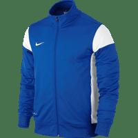 Nike Academy 14 Sideline Knit Jacket - Royal Blue / White