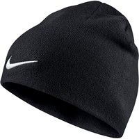 Nike Team Performance Beanie - Black / White