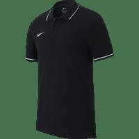Nike Club 19 Polo Kinderen - Zwart
