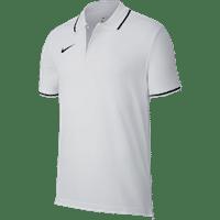 Nike Club 19 Polo Kinderen - Wit