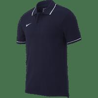 Nike Club 19 Polo Kinderen - Marine