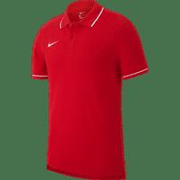 Nike Club 19 Polo Kinderen - Rood