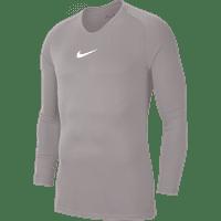Nike Park First Layer Shirt Lange Mouw Kinderen - Grijs