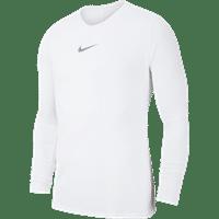 Nike Park First Layer Shirt Lange Mouw Kinderen - Wit