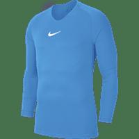 Nike Park First Layer Shirt Lange Mouw Kinderen - Hemelsblauw