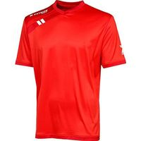 Patrick Force Shirt Korte Mouw - Rood / Donkerrood