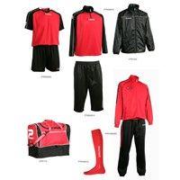 Patrick Voordeelpakket - Zwart / Rood / Wit