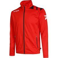 Patrick Sprox Trainingsvest Polyester - Rood / Zwart