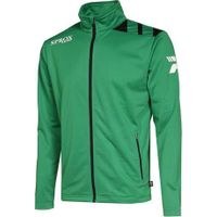Patrick Sprox Trainingsvest Polyester Kinderen - Groen / Zwart