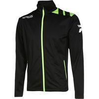 Patrick Sprox Trainingsvest Polyester - Zwart / Fluo Groen