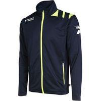Patrick Sprox Trainingsvest Polyester - Marine / Fluogeel