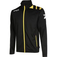 Patrick Sprox Trainingsvest Polyester - Zwart / Geel