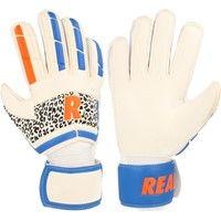 Real Europe Keepershandschoenen Kinderen - Wit / Blauw / Zwart / Rood