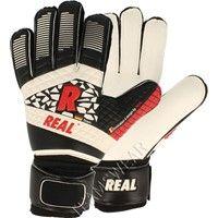Real Active Keepershandschoenen Kinderen - Wit / Zwart / Rood