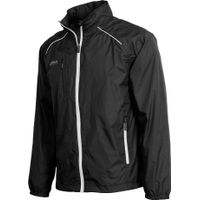 Reece Breathable Tech Jacket Kinderen - Zwart