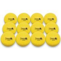 Reece Indoor Hockeybal - Geel