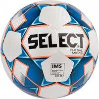 Select Futsal Mimas Voetbal - Wit / Marine / Fluo Oranje