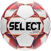 Select Futsal Talento 11 Voetbal Kinderen - Wit / Rood / Oranje