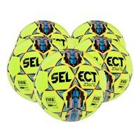 Select Brillant Super Tb 5x Ballenpakket - Geel