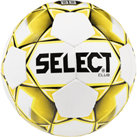 Select Club (4) 2019 Trainingsbal - Wit / Geel / Zwart