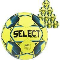 Select Numero 10 (10X) Ballenpakket - Fluogeel