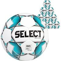 Select Royale 10X Ballenpakket - Wit / Lichtblauw