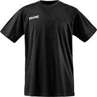 Spalding Promo T-shirt Kinderen - Black