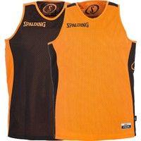 Spalding Essential Reversible Shirt - Oranje / Zwart