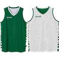Spalding Essential 2.0 Reversible Shirt - Groen / Wit