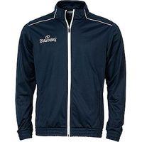 Spalding Team Warm Up Classic Jacket - Marine