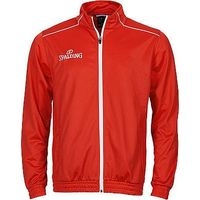 Spalding Team Warm Up Classic Jacket - Rood