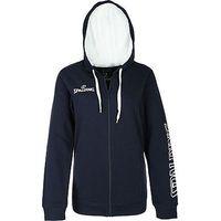 Spalding Team Ii 4Her Sweater Met Kap Dames - Marine