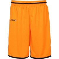 Spalding Move Basketbalshort Kinderen - Oranje / Zwart