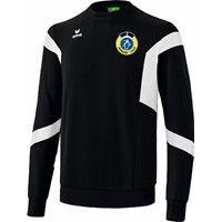 Erima Classic Team Sweatshirt Kinderen - Zwart / Wit